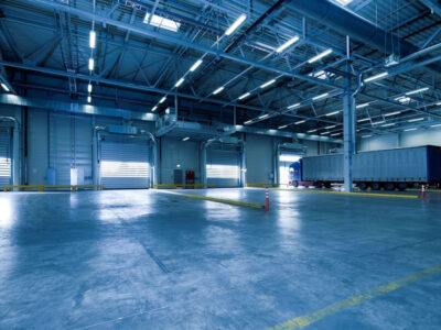 Wide application of industrial halls